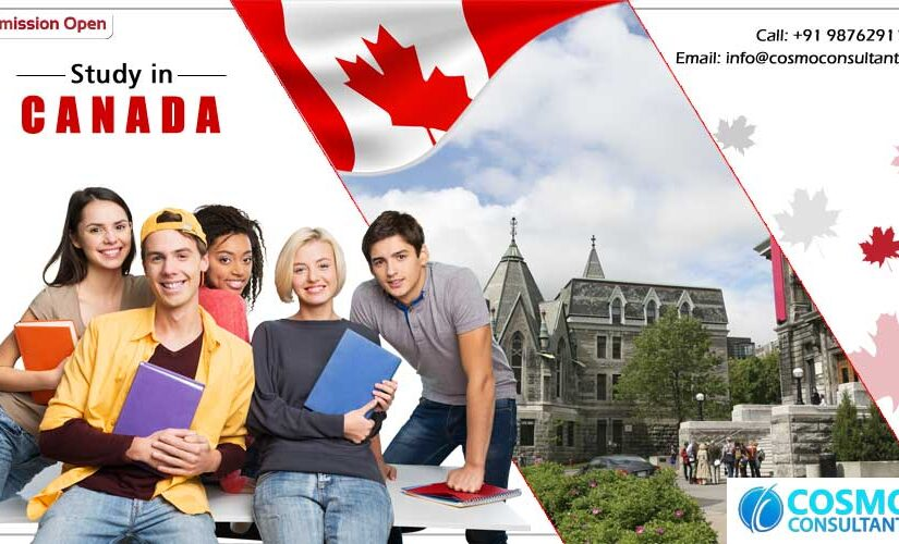 How to work and study in Canada?