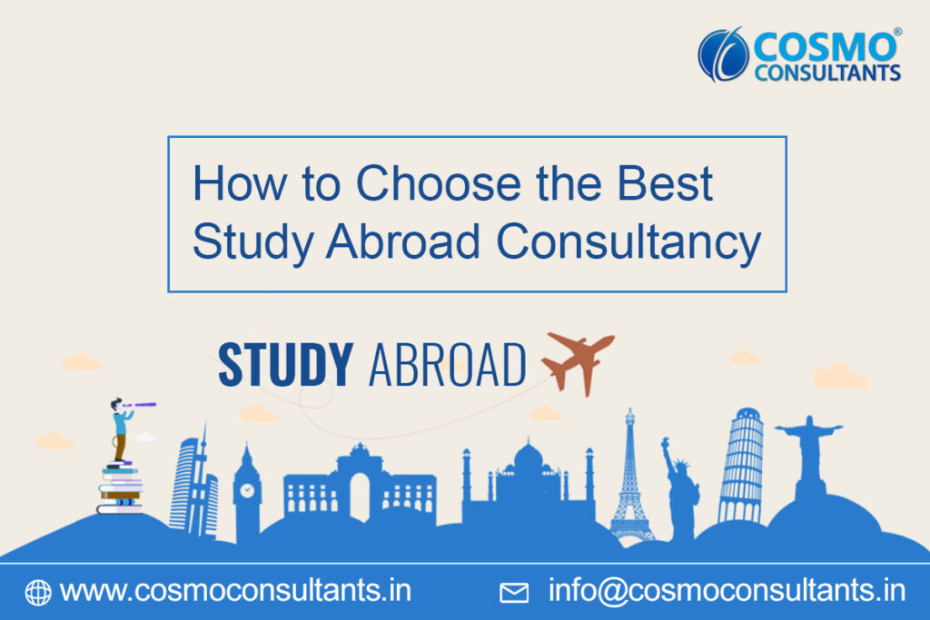 How to Choose the Best Study Abroad Consultancy