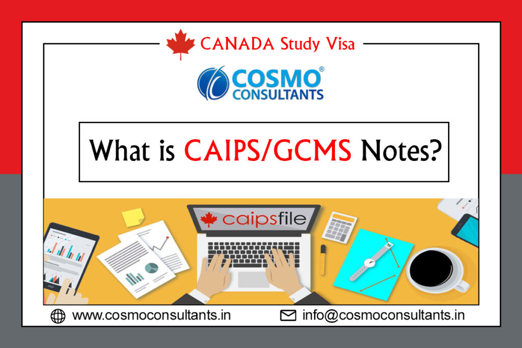 What is CAIPS/GCMS Notes?