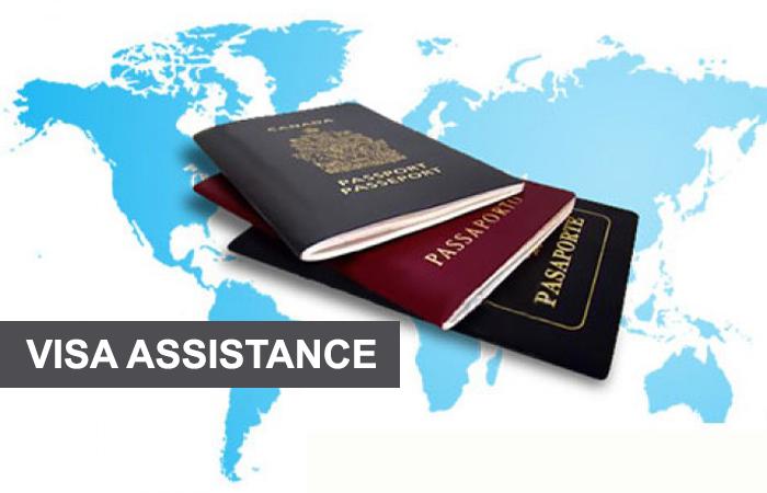 Cosmo Visa Assistance