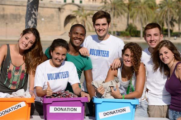 Volunteer Work USA