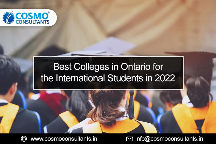 Best Colleges in Ontario for the International Students in 2022