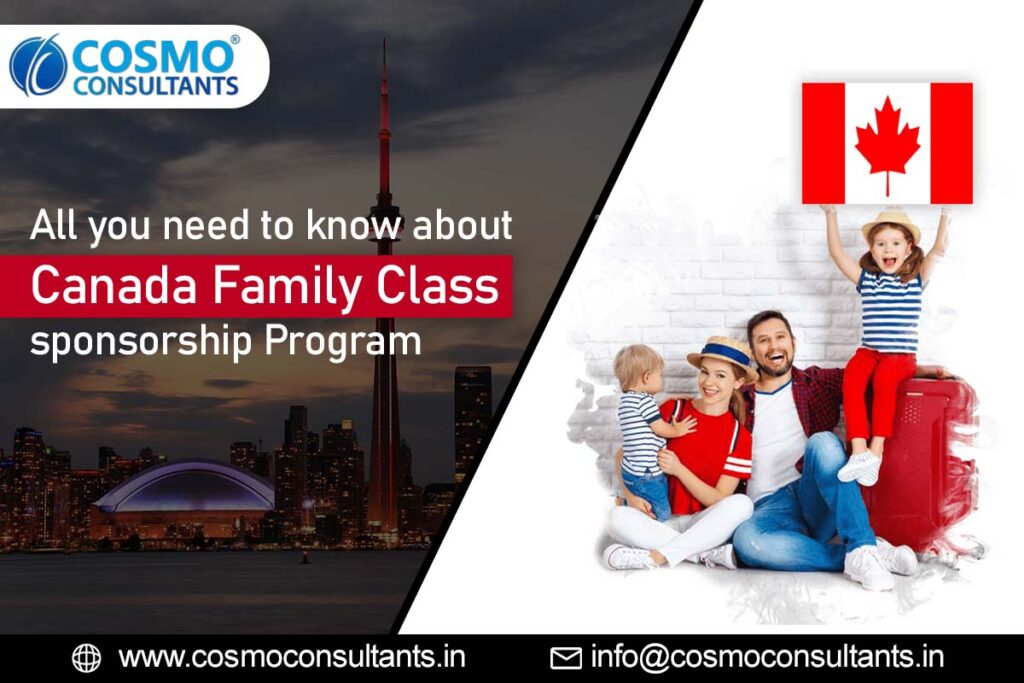 All you need to know about Canada Family Class Sponsorship Program