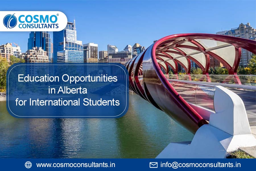 Education opportunities in Alberta for International Students