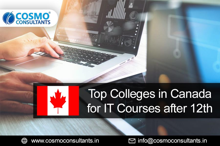 Top Colleges in Canada for IT Courses after 12th