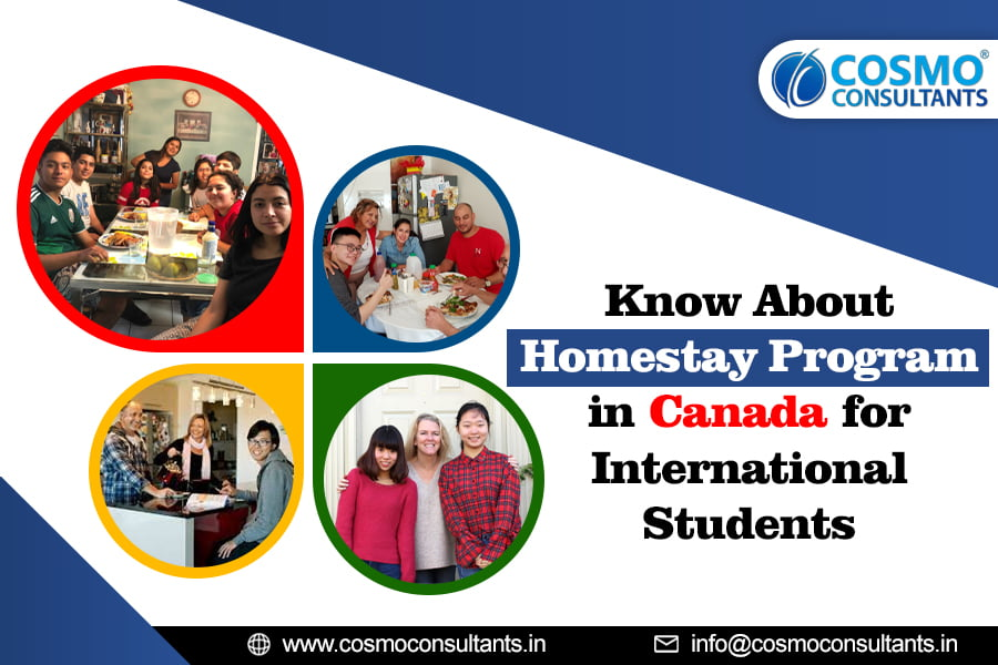 All you need to know about Homestay program in Canada for International students