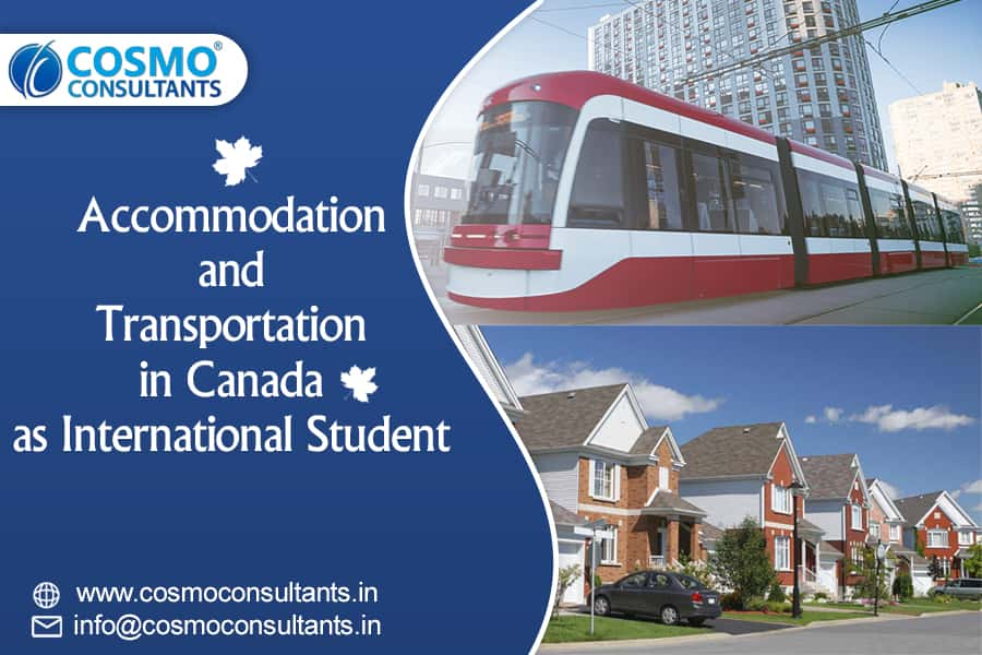 Accommodation and Transportation in Canada