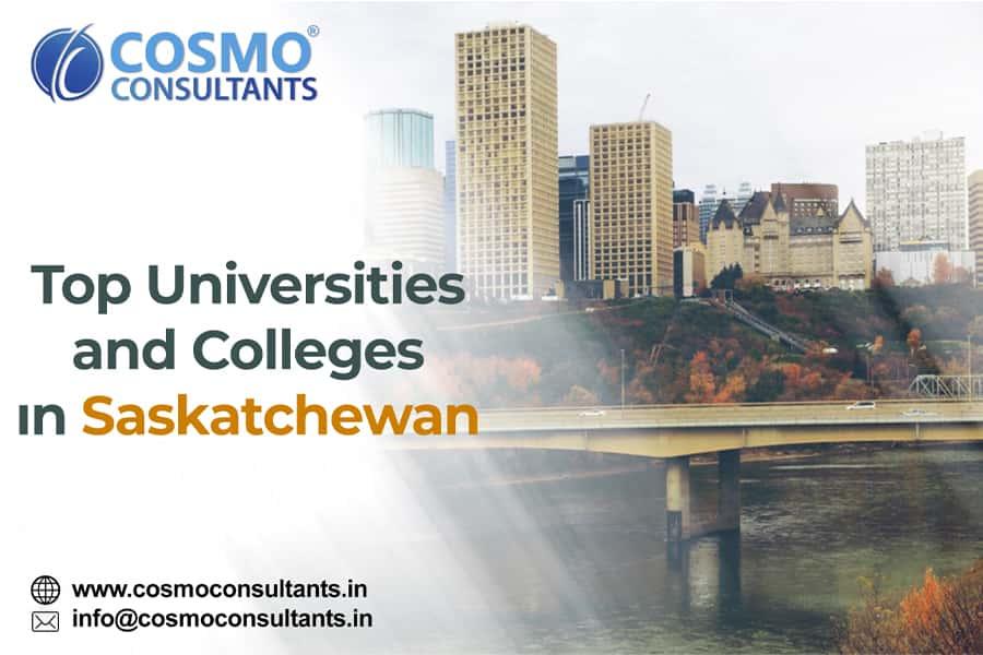 Top Universities and Colleges in Saskatchewan